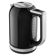 KitchenAid - Artisan KEK1722 Onyx Black Electric Kettle