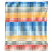 Weegoamigo - Knitted Baby Blanket Max Stripe