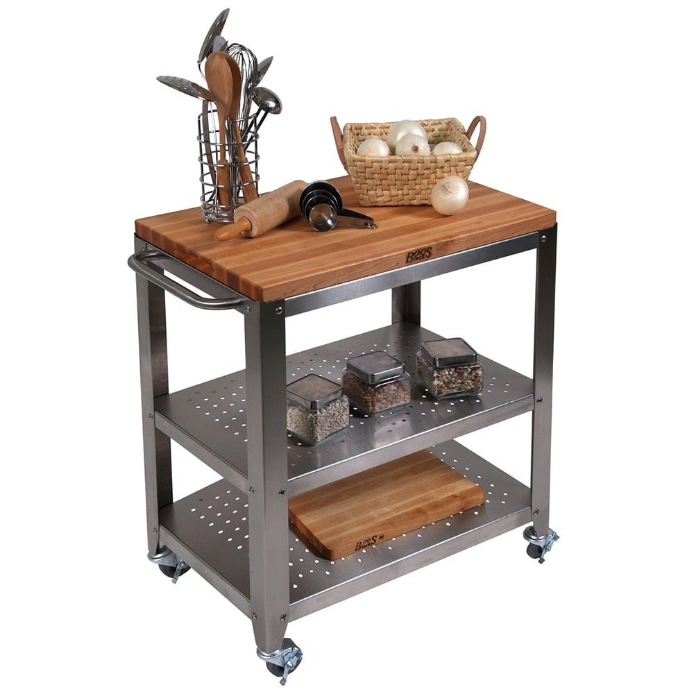 225 & Boos - Cucina Culcinarte Kitchen Cart