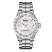Tissot - Luxury Powermatic 80 Mother of Pearl Watch