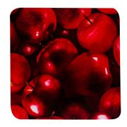 Andreas - Apples Square Silicone Trivet