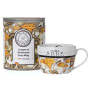 Mackie's Soup Classics - Cream Of Mushroom Soup Mug