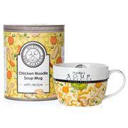 Mackie's Soup Classics - Chicken Noodle Soup Mug