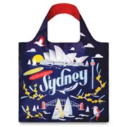 LOQI - Urban Sydney Reusable Bag