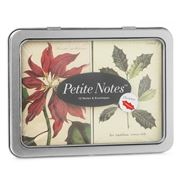 Cavallini - Petite Christmas Botanica Note Card Set