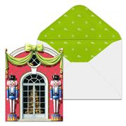 Architectural Watercolours - Nutcracker Notecard Set