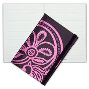 Liberty - A5 Tanjore Lotus Notebook