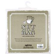 Ogilvies Designs - Nut Milk Bag Set 2pce