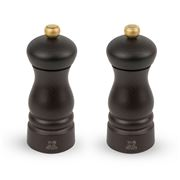 Peugeot - Clermont Chocolate Salt & Pepper Mill Set