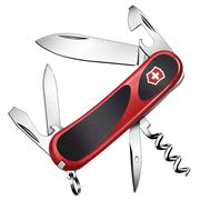 Victorinox - Delemont Evogrip 10 Red Swiss Army Knife