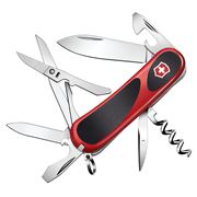 Victorinox - Delemont Evogrip 14 Red Swiss Army Knife
