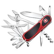 Victorinox - Delemont Evogrip S557 Red Swiss Army Knife