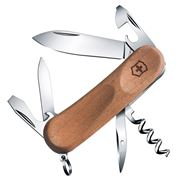 Victorinox - Delemont EvoWood 10 Swiss Army Knife