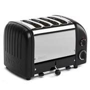 Dualit - NewGen Four Slice Toaster DU04 Matte Black
