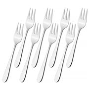 Tablekraft - Luxor Cake Fork Set 8pce