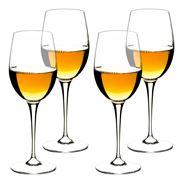 Bormioli Rocco - Premium Sauvignon Blanc Glass Set 4pce
