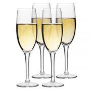 Bormioli Rocco - Veneto Champagne Flute Set 4pce