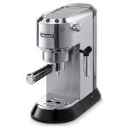 DeLonghi - Dedica Silver Coffee Machine
