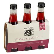 Maggie Beer - Sparkling Ruby Cabernet Piccolo Set 3pce