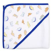 Weegoamigo - Hooded Towel Baby Dino