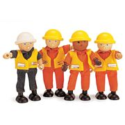 Pintoy - Construction Worker Set 4pce