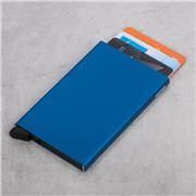 Secrid - Aluminium Card Protector Blue