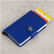 Secrid - Original Leather Cobalt Mini Wallet