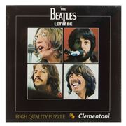 Clementoni - The Beatles 'Let It Be' Cover Jigsaw