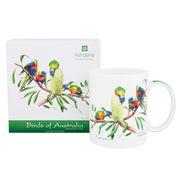 Ashdene - Birds of Australia Rainbow Lorikeet Mug