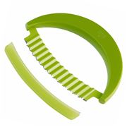 Kuhn Rikon - Green Krinkle Knife