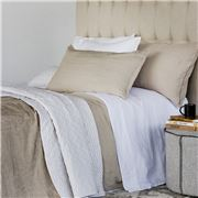 Linen & Moore - Mondo White Queen Sheet Set