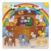 Sedlif - Wooden Puzzle Noah's Ark
