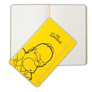 Moleskine - The Simpsons Large Ruled Notebook