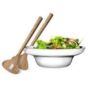 Georg Jensen - Alfredo Salad Bowl & Server Set 3pce