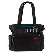 SkipHop - Forma Pack & Go Diaper Tote Bag Black