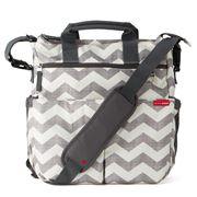 SkipHop - Duo Signature Diaper Bag Chevron