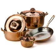 Amoretti Brothers - Fiore Cookware Set 4pce