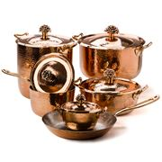 Amoretti Brothers - Fiore Cookware Set 6pce