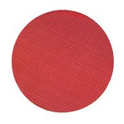 Ogilvies Designs - Entwine Red Round Placemat