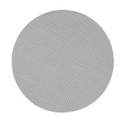 Ogilvies Designs - Entwine Silver Round Placemat