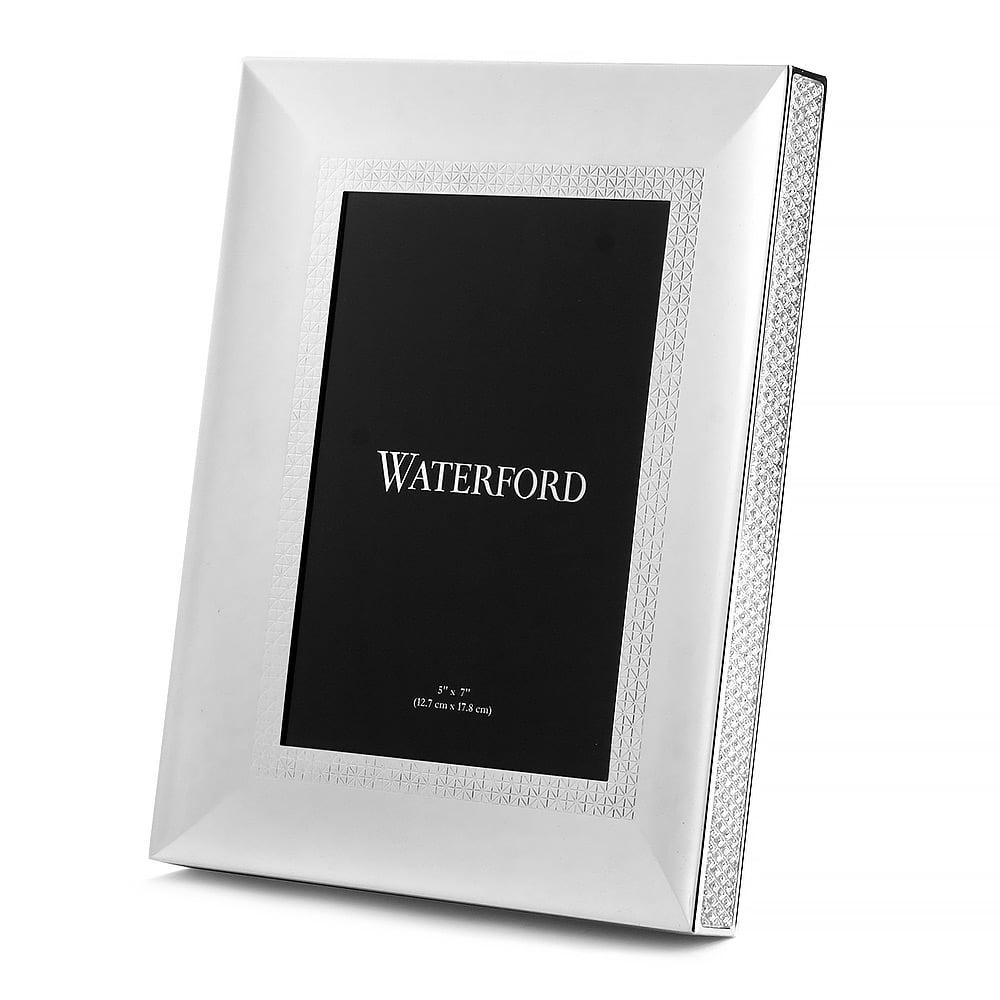 Waterford - Lismore Diamond Frame 12x18cm | Peter\'s of Kensington