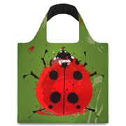 LOQI - Anima Beetle & Gecko Reusable Bag