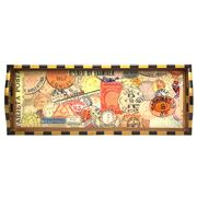 Annie Modica - Stamps Bar Tray
