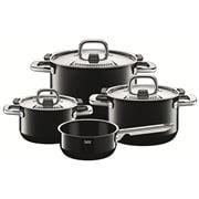Silit - Nature Colours Black Cookware Set 4pce