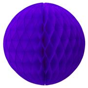 Contents Giftware - Royal Blue Paperfold Ball 30cm