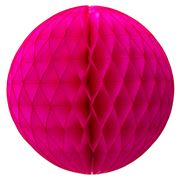 Contents Giftware - Fuchsia Paperfold Ball 30cm