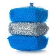EZ Brite - All-Purpose Mini Scrubbing Sponge Set 3pce