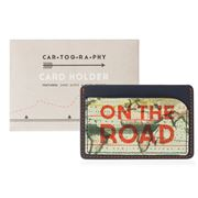 Cartography - Card Holder