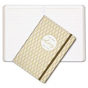 Galison - Modern Gold Ideas Gilded Journal