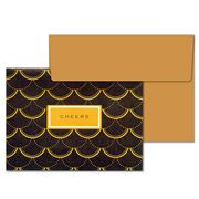 Galison - Modern Gold Notecard Set 16pce